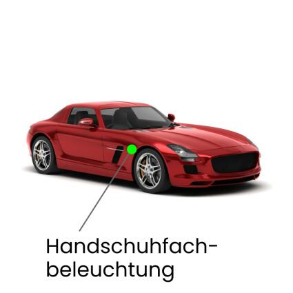 Handschuhfach LED Lampe für Audi TT 8N Roadster