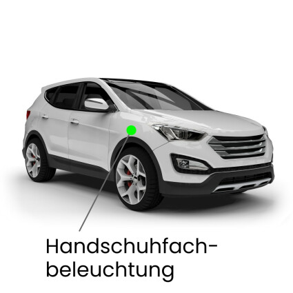 Handschuhfach LED Lampe für Dacia Duster (H79)