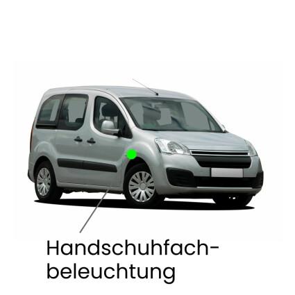 Handschuhfach LED Lampe für Dacia Logan (F90) Fourgon/Van