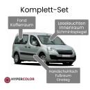 LED Innenraumbeleuchtung Komplettset für Dacia Logan...