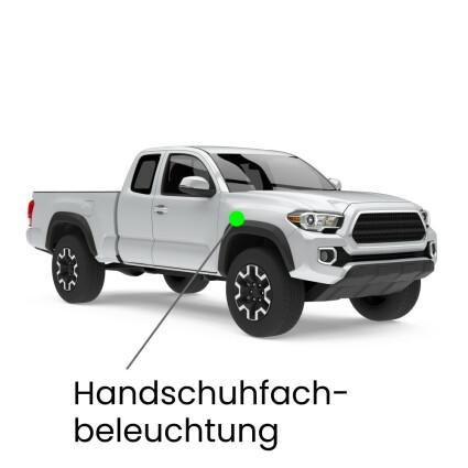 Handschuhfach LED Lampe für Dacia Logan (U90) Pick-Up