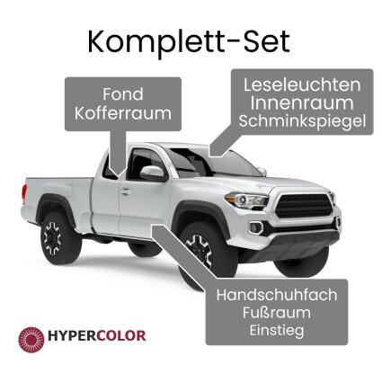 LED Innenraumbeleuchtung Komplettset für Dacia Logan (U90) Pick-Up