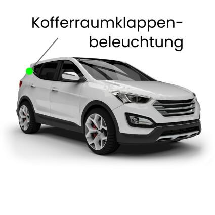 Kofferraumklappe LED Lampe für Audi Q5 8R Facelift ab 2012