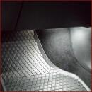 Fußraum LED Lampe für Audi A3 8PA mit Lichtpaket