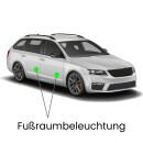 Fußraum LED Lampe für Audi A4 B6/8E Avant