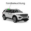 Fondbeleuchtung LED Lampe für Toyota Land Cruiser (J10)
