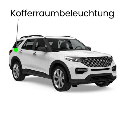 Kofferraum LED Lampe für Toyota Land Cruiser (J10)