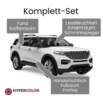 LED Innenraumbeleuchtung Komplettset für Toyota Land Cruiser (J10)