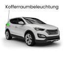 Kofferraum Power LED Lampe für VW Tiguan (Typ 5N)