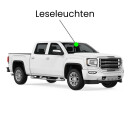 Leseleuchte LED Lampe für Dodge Ram Quad Cab