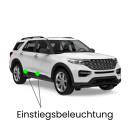 Einstiegsbeleuchtung LED Lampe für Mitsubishi Pajero...