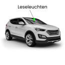 Leseleuchte LED Lampe für Suzuki SX4 S-Cross