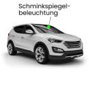 Schminkspiegel LED Lampe für Suzuki SX4 S-Cross