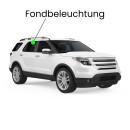 Fondbeleuchtung LED Lampe für Range Rover 3