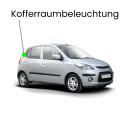 Kofferraum LED Lampe für Mazda 2 (Typ DE)