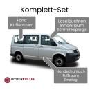 LED Innenraumbeleuchtung Komplettset für VW T5 Multivan