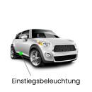 Einstiegsbeleuchtung LED Lampe für Mini R58 Coupe...