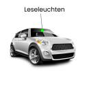Leseleuchte LED Lampe für Mini R59 Roadster Cooper,...