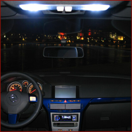 Leseleuchten zur Variante 1 LED Lampe für Mercedes C-Klasse W204