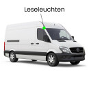 Leseleuchte LED Lampe für Iveco Daily