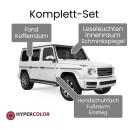 LED Innenraumbeleuchtung Komplettset für Jeep...