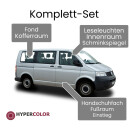 LED Innenraumbeleuchtung Komplettset für Nissan Evalia
