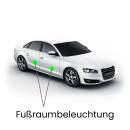 Fußraum LED Lampe für Skoda Superb 3V