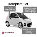 LED Innenraumbeleuchtung Komplettset für Smart...