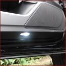 Einstiegsbeleuchtung hinten LED Lampe für Audi A4...