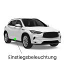 Door LED lighting for Prius IV