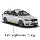 Einstiegsleuchten LED Lampe für Toyota Avensis T25