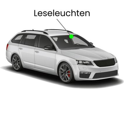 Leseleuchte LED Lampe für Seat Exeo