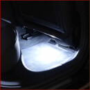 Footwell LED lighting for Exeo
