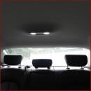 Rear reading LED lamps for CLA-Klasse X117 Shooting Brake