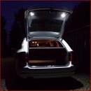 Trunk lid LED lighting for CLA-Klasse X117 Shooting Brake