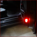 Door backward LED lighting for CLA-Klasse X117 Shooting...