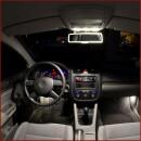 Front interior LED lighting for Qashqai J11
