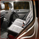 Rear interior LED lighting without Panoramic roof
