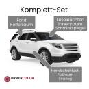 LED Innenraumbeleuchtung Komplettset für Land Rover...