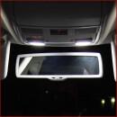 Reading LED lamps for Vauxhall Grandland X
