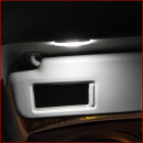 Makeup mirrors LED lighting for 3 (Typ BN)