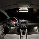 Front interior LED lighting for Skoda Citigo without...