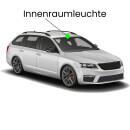Front interior LED lighting Kia Optima Sportswagon (Typ...
