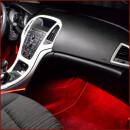 FußraumLED Lampe für VW Golf 5