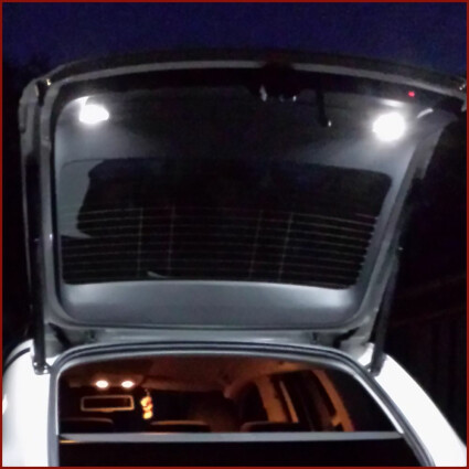 Kofferraumklappe LED Lampe für BMW 5er E61 Touring